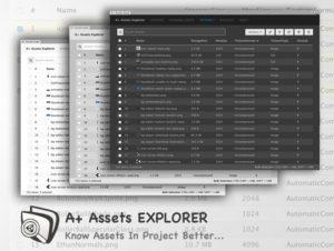 A+ AssetsExplorer